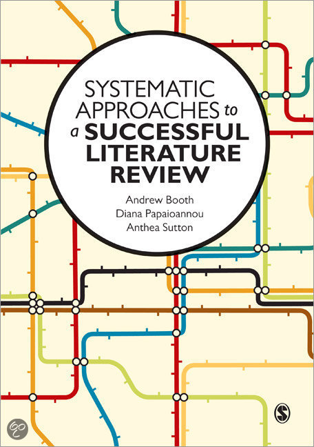 systematic literature review process