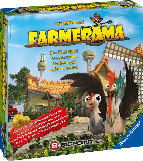Ravensburger Farmerama - Bordspel