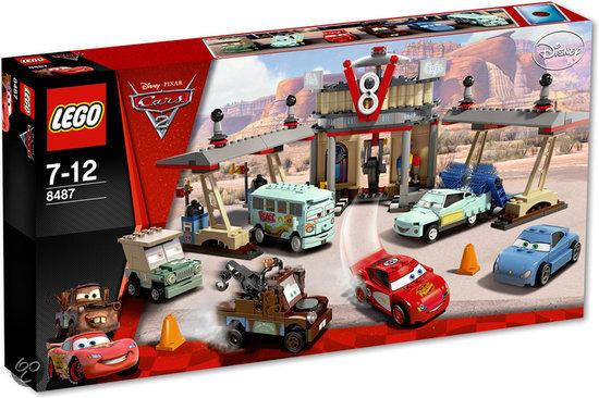 LEGO Cars 2 Flo's V8 Café - 8487 in Autelbas