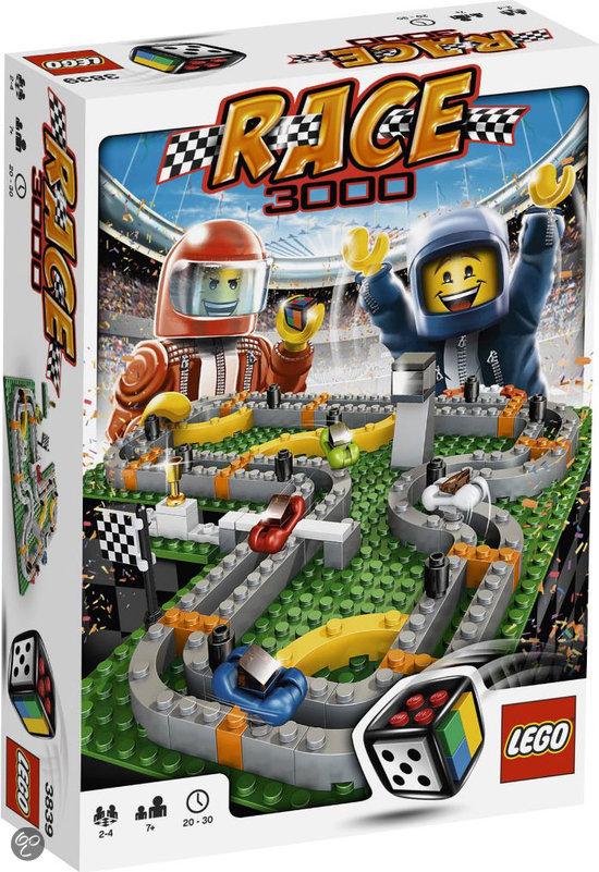 bol.com | LEGO Spel Race 3000 - 3839,LEGO
