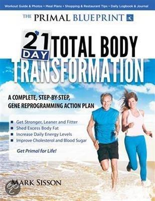 bol.com | Primal Blueprint 21-Day Total Body Transformation, Mark ...