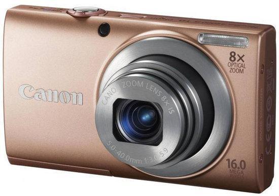 Canon PowerShot A4000 - Roze