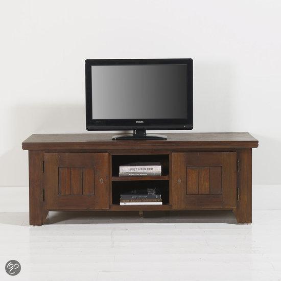 Goossens tv meubel village 170x60x60 cm wonen for Goossens meubelen
