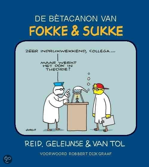 De betacanon van Fokke & Sukke