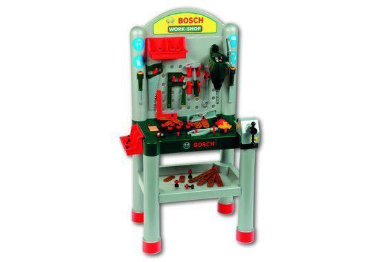 bosch mini werkbank met handboormachine bosch. Black Bedroom Furniture Sets. Home Design Ideas