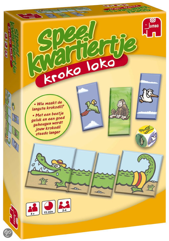 Kroko Loko Spel