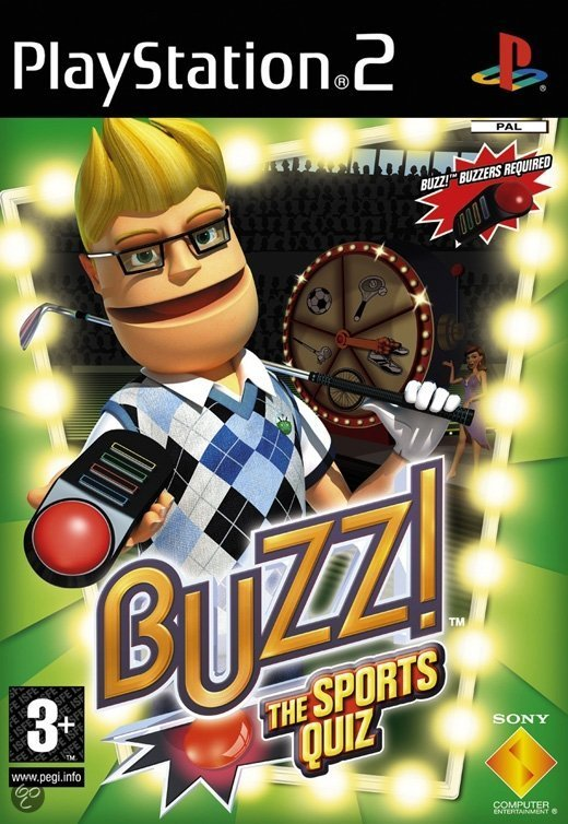 Buzz: The Sports Quiz