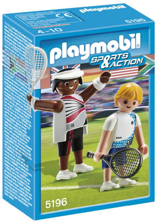 Playmobil Tennisspelers - 5196