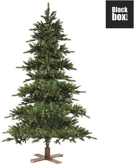black box logan tree kunstkerstboom 215 cm hoog zonder verlichting in winterswijk miste