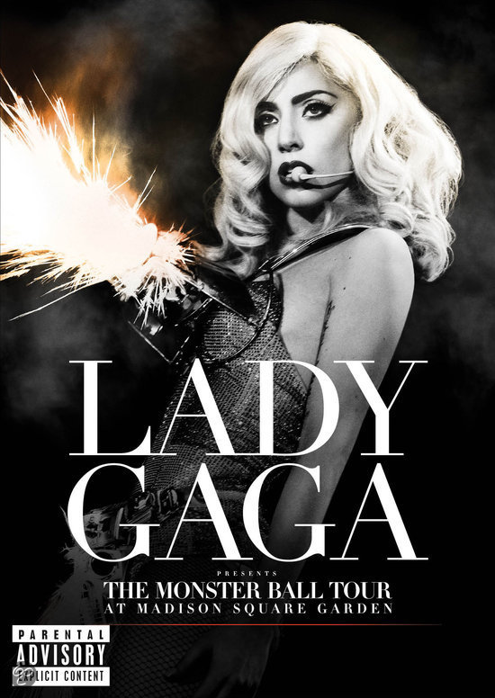 Lady Gaga - Lady Gaga Presents: The Monster Ball Tour