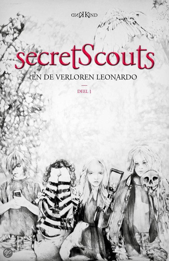 Secret Scouts en de verloren Leonardo / 1