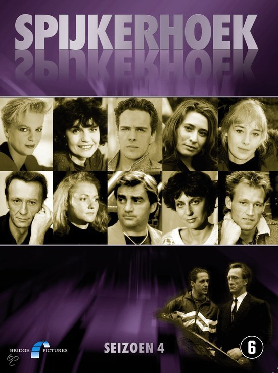 Spijkerhoek - Seizoen 4 (3DVD)