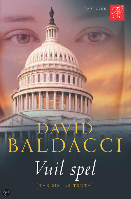 bol.com   Vuil spel, David Baldacci   9789022991244   Boeken