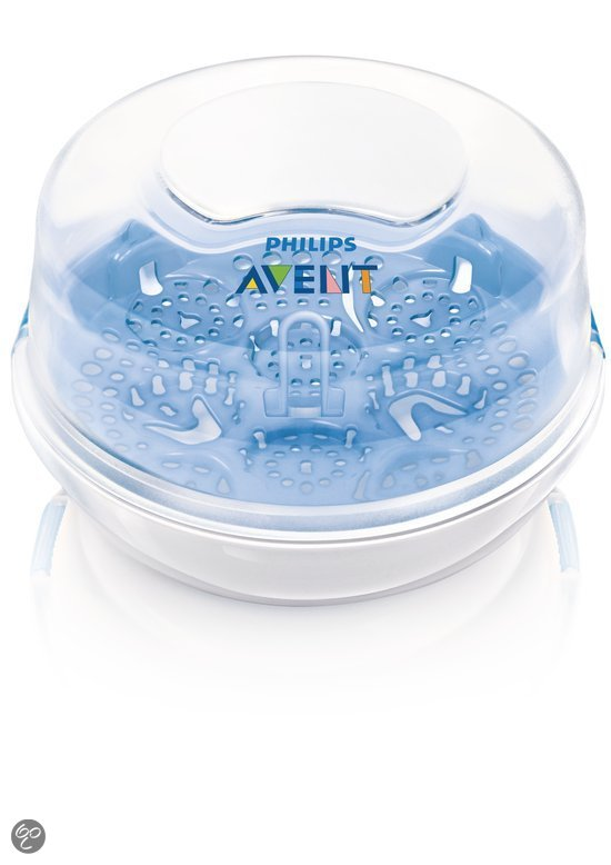 Philips Avent - SCF281/02 Magnetronstoomsterilisator