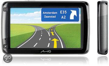 Mio S695 LTM - Europa - 5 inch scherm