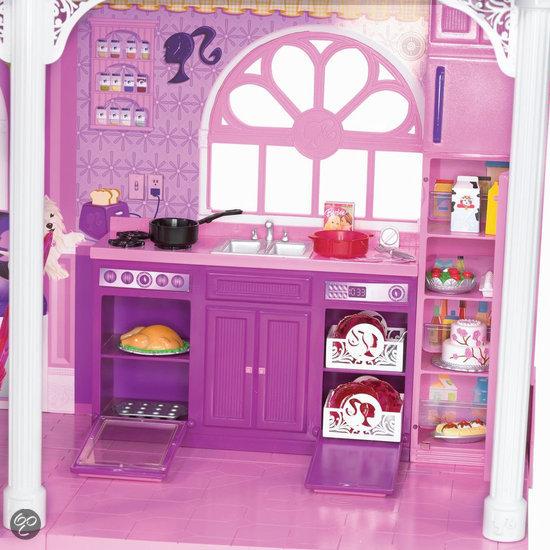 Speelgoed Keuken Tweedehands : bol.com Barbie Roze Droomhuis,Mattel Speelgoed