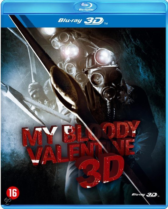 My Bloody Valentine (3D Blu-ray)