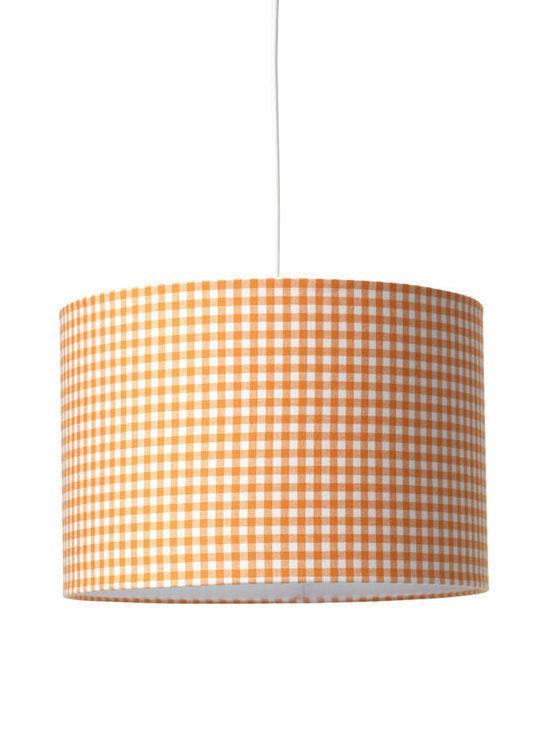 Coming Kids Boerenbont - Hanglamp - Oranje