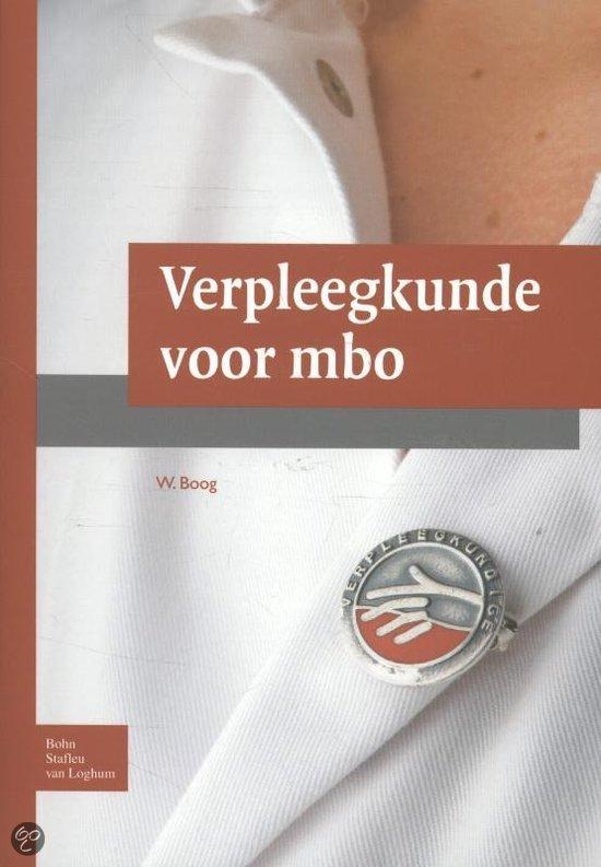 Verpleegkunde voor mbo