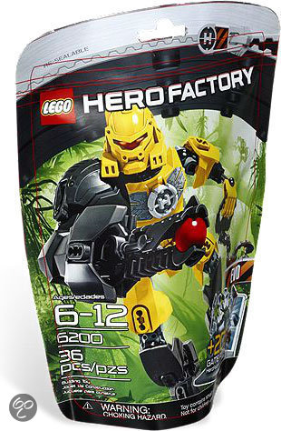 LEGO Hero Factory Evo - 6200