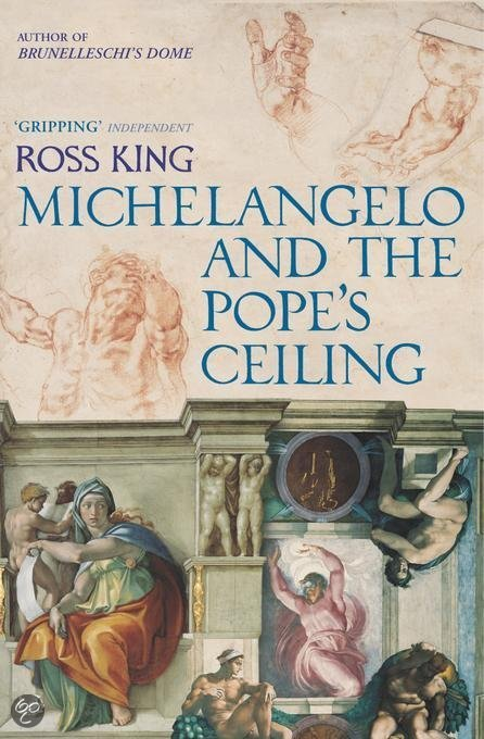 michelangelo and the popes ceiling Michelangelo & the popes ceiling by ross king available in trade paperback on powellscom, also read synopsis and reviews writer king, who made a splash with brunelleschi's dome, here brings to readers the human dimension .