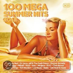 100 Mega Summer Hits 2012