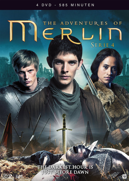 The Adventures Of Merlin - Seizoen 4