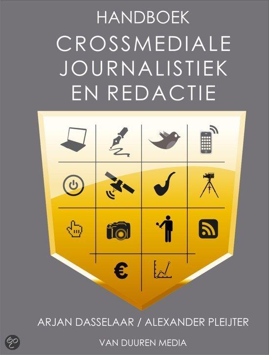 Handboek Crossmediale Journalistiek & Redactie