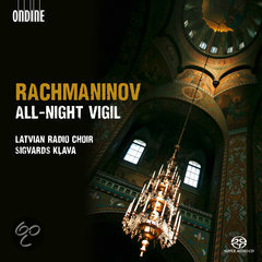 Rachmaninov; All Night Vigil