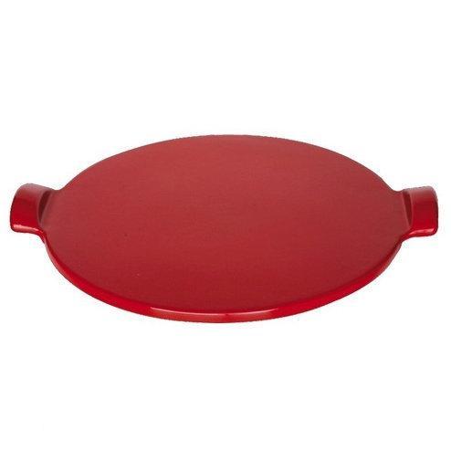 Emile Henry Pizzasteen Mini - Rood - Ø 25 cm