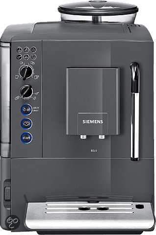 Siemens Espresso Volautomaat TE501203RW