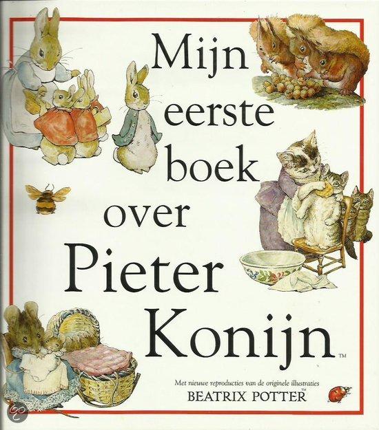 Mijn Eerste Boek Over Pieter Konijn