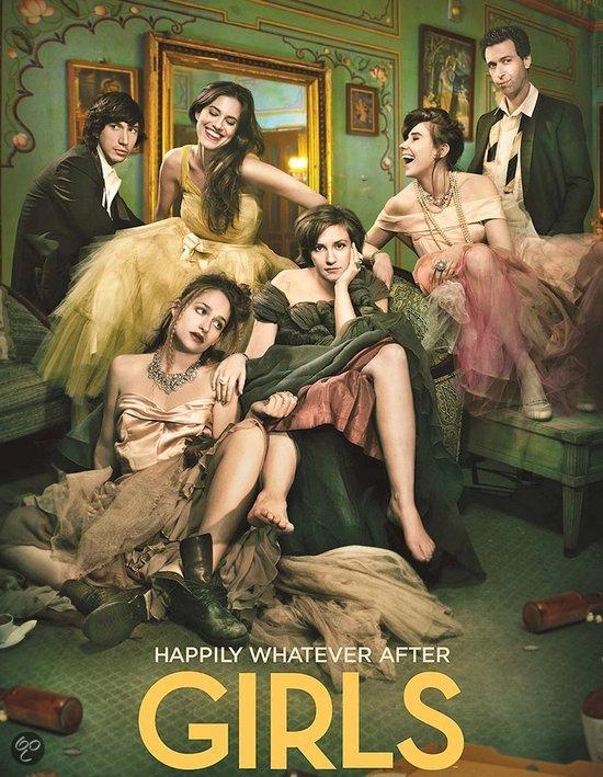Cover van de film 'Girls'