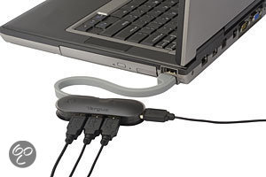 Targus 4-Port Mobile Usb Hub