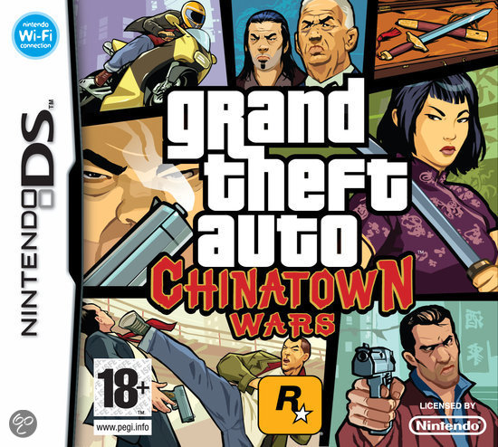Grand Theft Auto (GTA) - Chinatown Wars