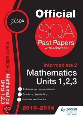 sqa past papers intermediate 1 french