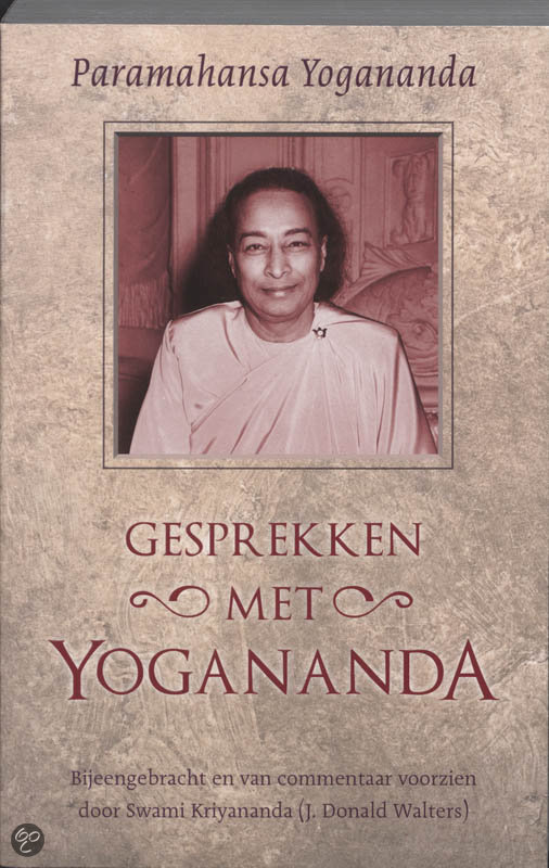 Gesprekken met Yogananda