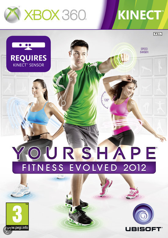 Your Shape Fitness Evolved 2 - Xbox 360 Kinect