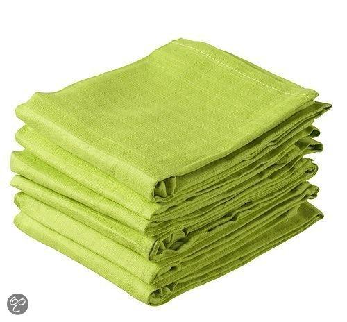 Jollein - Hydrofiele Luier 6 stuks - Lime