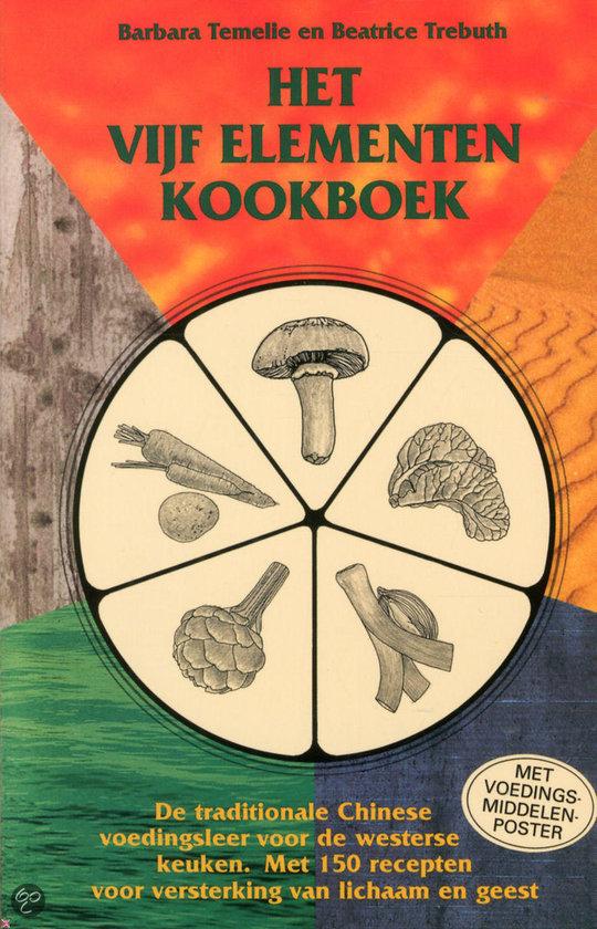 Engelse Keuken Kookboek : bol.com Het vijf elementen kookboek, B. Temelie & Beatrice Trebuth