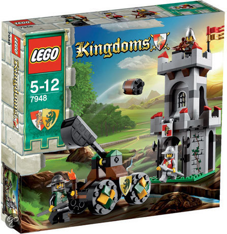 LEGO Kingdoms Aanval Op De Uitkijktoren - 7948