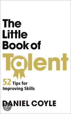 a review of daniel coyles the Daniel wahl reviews the little book of talent: 52 tips for improving your skills, by daniel coyle.
