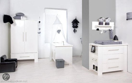 babykamer modern wit ~ lactate for ., Deco ideeën