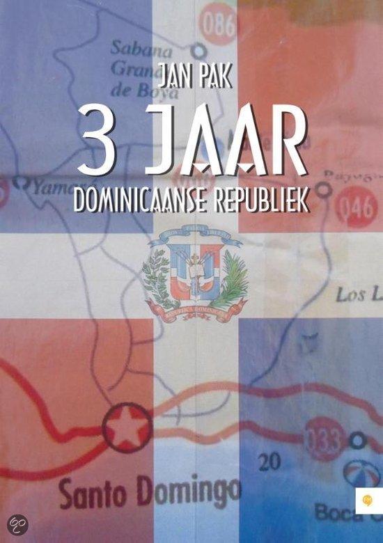 3 jaar Dominicaanse Republiek