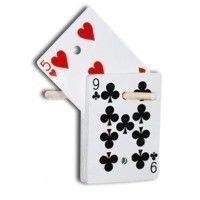 Het Chinese kaartspel goocheltruc in Craubeek