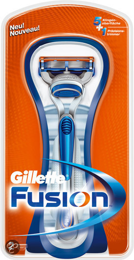 Gillette Fusion Manual - Scheermes