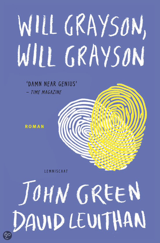 Will Grayson, Will Grayson Cover