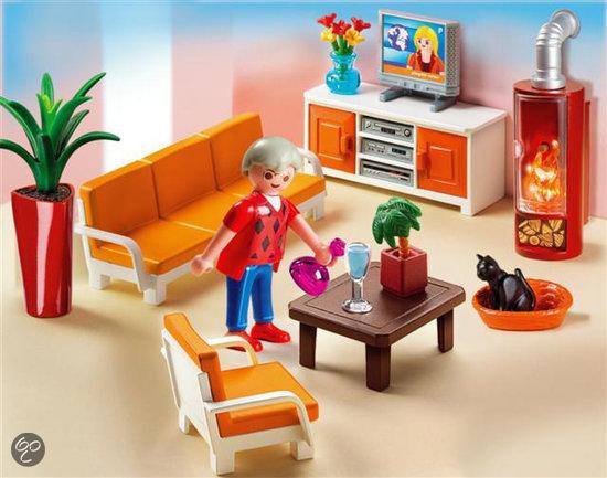 Woonkamer Playmobil : Bol playmobil gezellige woonkamer speelgoed