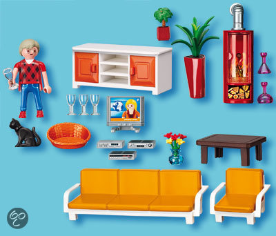 Stunning Playmobil Woonkamer Photos - New Home Design 2018 ...