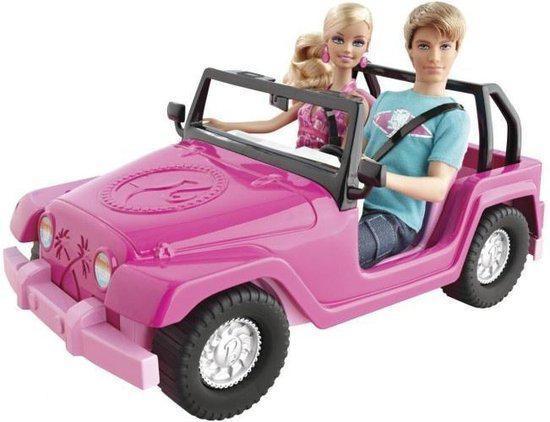Barbie Slaapkamer Meubels : Barbie Met Fiat 500 - Barbie Auto - Wit ...